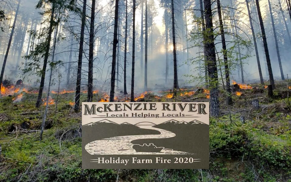 McKenzie River - Locals Helping Locals